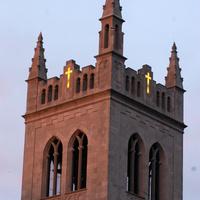 Chapel - Stephanie Kirkham Soderstrom '08