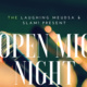 Open Mic Night with SLAM! + The Laughing Medusa (Students Only)