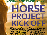 SC 4-H Horse Project Kick Off Registration