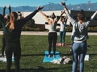 UCCS SHE Presents: Yoga on the Lawn