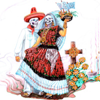 Dancing Death, Mexican Folkloric Dance Concert