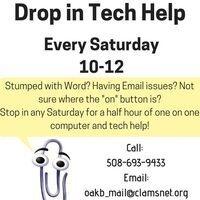 Tech Help Drop-In