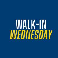 Walk In Wednesday