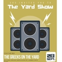 Cultural Greek Council Yard Show