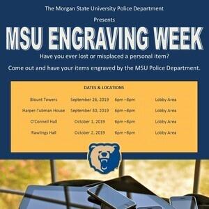 MSU Engraving Week