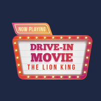 Drive in Movie: The Lion King