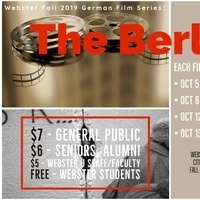 "Webster Fall 2019 German Film Series: ""The Berlin Wall"""