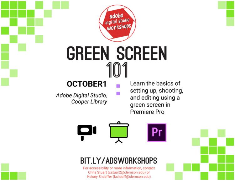 Green Screen 101