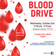 UND Homecoming Blood Drive