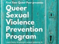Queer Sexual Violence Prevention Training