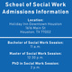 Houston—School of Social Work Undergraduate Info Session