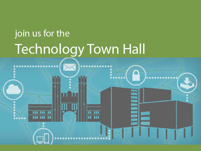 Technology Town Hall