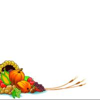 Thanksgiving Cornucopia Workshop