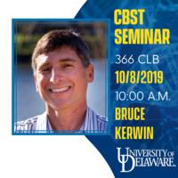 CBST Seminar: Bruce Kerwin, Just Biotherapeutics