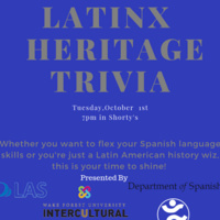 Latinx Heritage Trivia