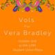 Vols for Vera Bradley