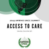 AMWHO UNCC Summit
