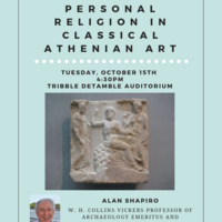 Personal Religion in Classical Athenian Art