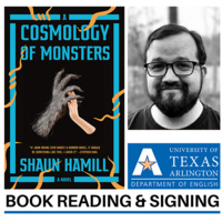 Cosmology of Monsters: Author Shaun Hamill's Book Reading, Q&A, and Signing