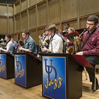 Jazz Ensembles I & II