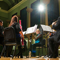 Tiger Lily Music with the Christiana Winds