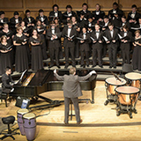University Singers and Concert Choir