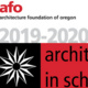 Architecture Foundation of Oregon Information Session