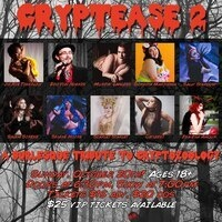 Cryptease 2: A Burlesque Tribute to Cryptozoology