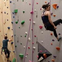 Climbing Center Belay Clinics