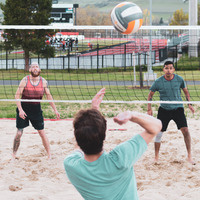 Sand Volleyball at the Outdoor Program