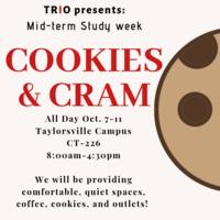 TRIO Cookies & Cram