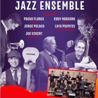 TCU Jazz Ensemble featuring Pacho Flores, trumpet, Joe Eckert, saxophone