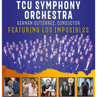 TCU Symphony Orchestra featuring Los Imposibles