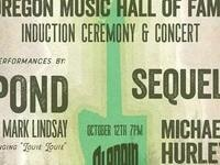 Oregon Music Hall of Fame: 13th Annual Induction Ceremony