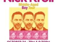 Nick Kroll - Middle Aged Boy Tour
