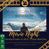 "Get Outside, It's Movie Night: ""An American Ascent"""