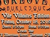 Booklover's Burlesque: Vile Villains