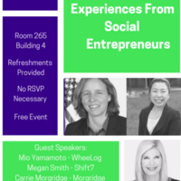 How to Change the World with Megan Smith, Mio Yamamoto, & Carrie Morgridge