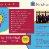 MindHandHeart Innovation Fund