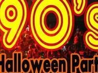 Halloween Party: '90s Dance Flashback