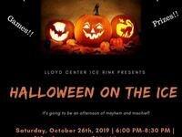 Halloween On The Ice