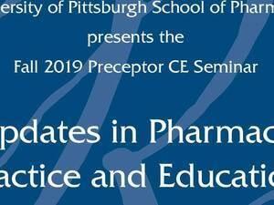 Fall 2019 Fall Preceptor Seminar
