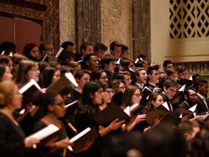 Choirs Concert: 'Sing Gloria!'