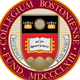 Boston College: FinTech & Cybersecurity Panel