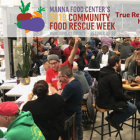True Respite Food Rescue Happy Hour