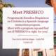 PRESHCO (Programa de Estudios Hispánicos en Córdoba)
