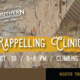 Rappelling Clinic