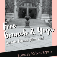 Free Brunch and Yoga