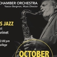 Portland Chamber Orchestra: Classical Meets Jazz with Special Guest Ken Peplowski, Clarinet