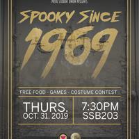 Spooky Since 1969